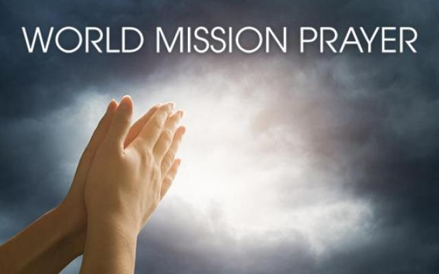 world mission prayer-hands