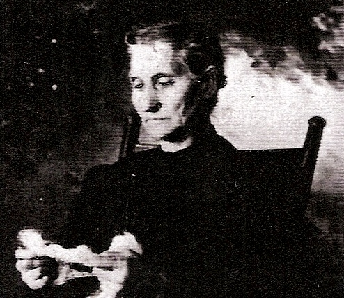 Louisa (Jesmer) Laffenner-head pic