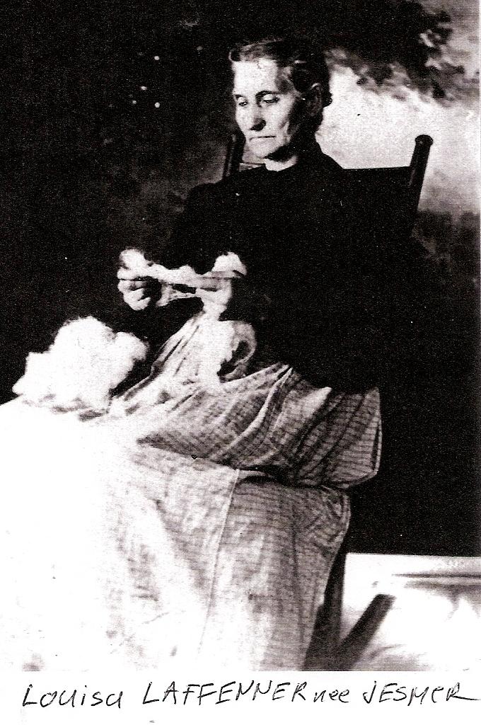 Louisa (Jesmer) Laffenner