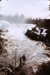 Copy of pisew falls winter 1960s