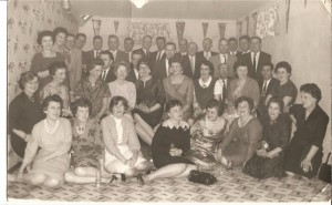 First families in thompson 1958