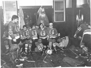 Hockey team 1960s