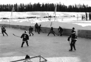 Juniper rink early 1960s