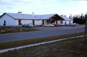 Meridian hotel 1966