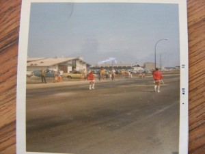 Parade in Thompson 1970