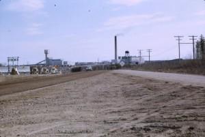 T1 mine road ll 1965