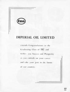 advertising esso advertising 1962