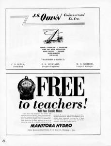 advertising hydro 1962