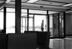 airport lobby 1961