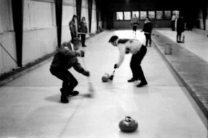 curling in the 60s