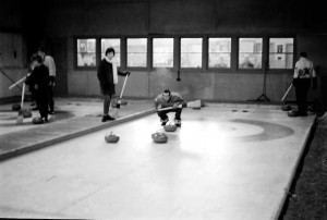 curling men and women 60s