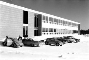high school 1962