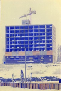 highland towers construction 1970s