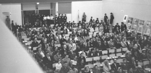 highschool assembly 1960