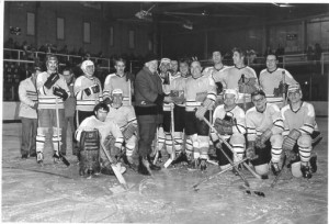 hockey team mens 1960s