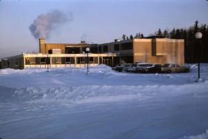 hospital 1969