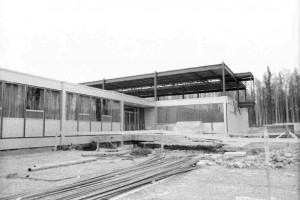 hospital expansion 1966