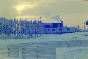 hospital in winter 1971