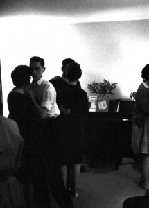 house parties dancing 1960