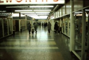 inside the plaza 1968