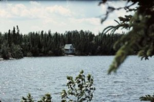 mystery lake cabin 1966