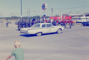 nickle days parade 1960s