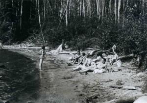 ospawagan beach 1961