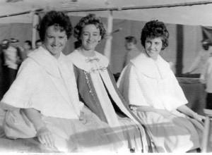 parade queens 1961