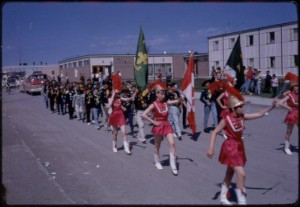 parade thompson Inn 1960s