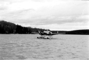 plane hauling fish to own 1960s