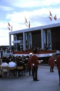 post office grand opening ll 1965