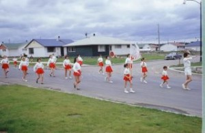 rotary parade 1962 color
