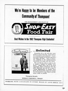 shop easy advertizing 1962