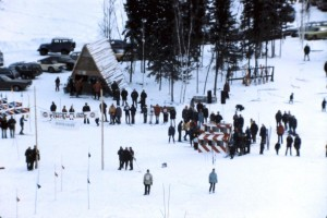 ski hill 1972