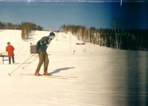 ski hill 1974