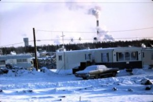 trailer park 1968 inco in distance