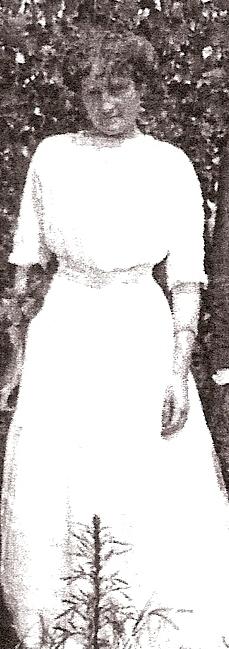 Ida Jesmer in 1912