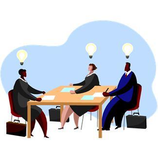 Meeting-clip-art