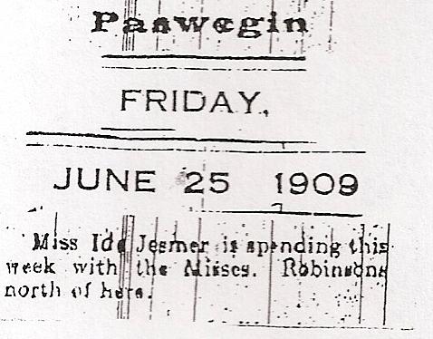ida visiting friend article 1909