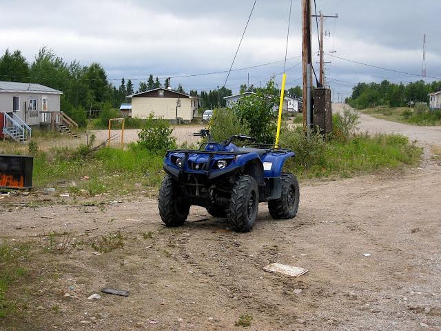 Transportation in Cat Lake