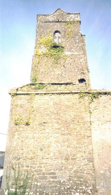 Tower in castle Nogent le Rotrou