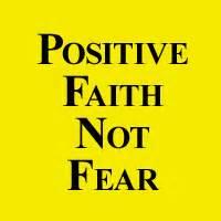 faith not fear