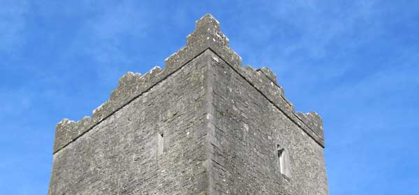 ross castle tower