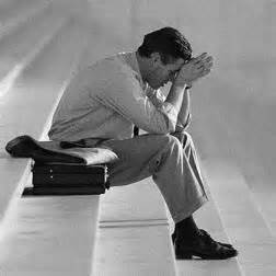 struggling pastor