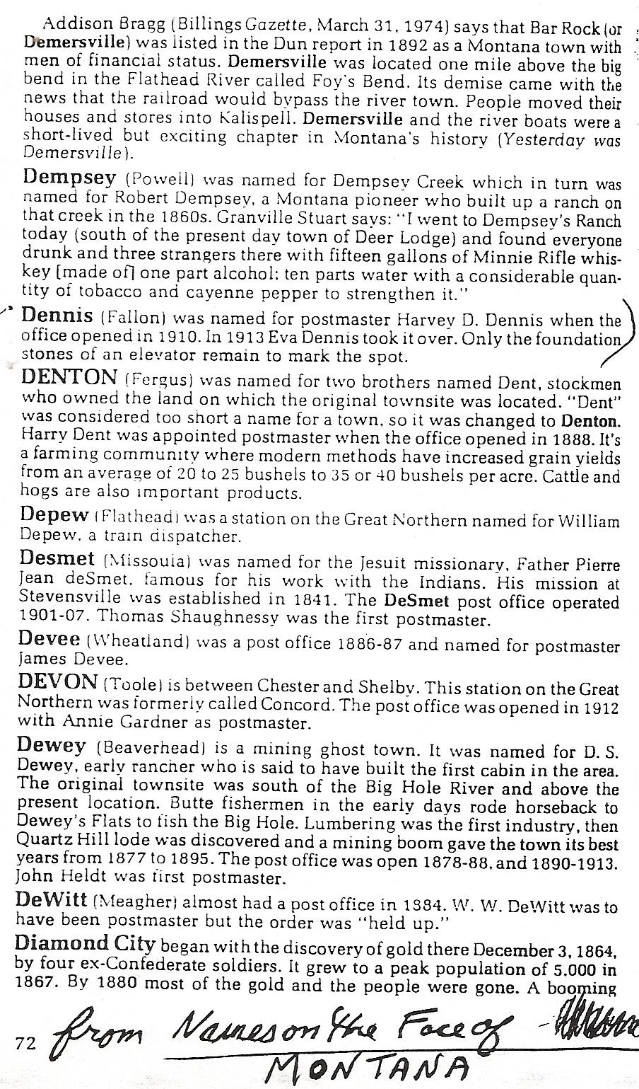 History of dennis montana pg 3