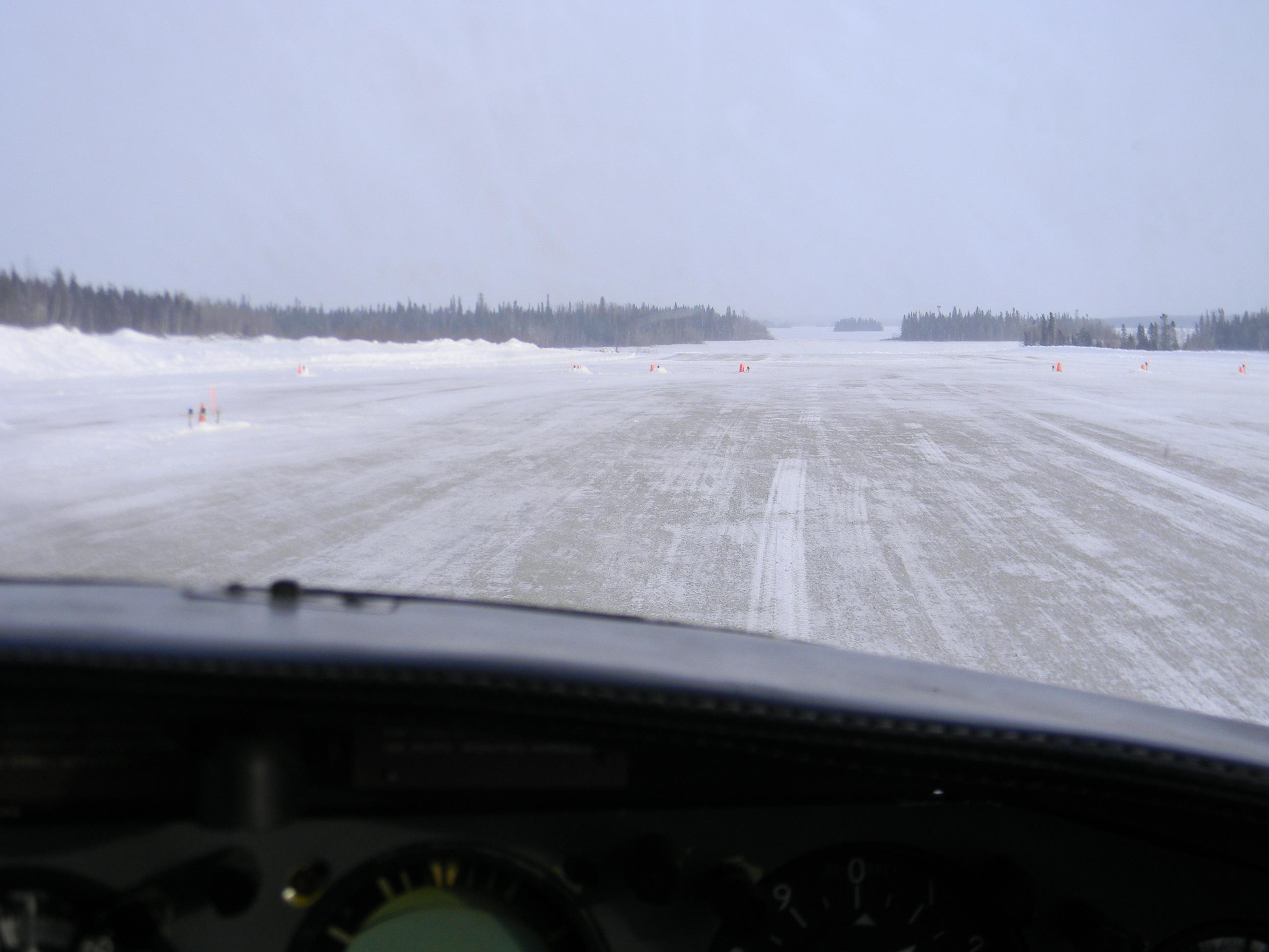 cat lake runway