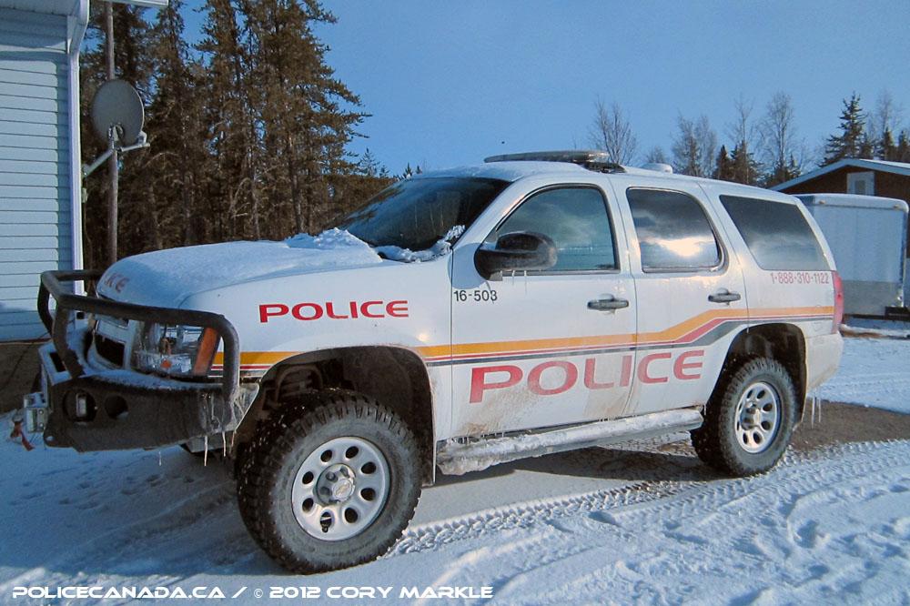 Weagamow Lake Police Service
