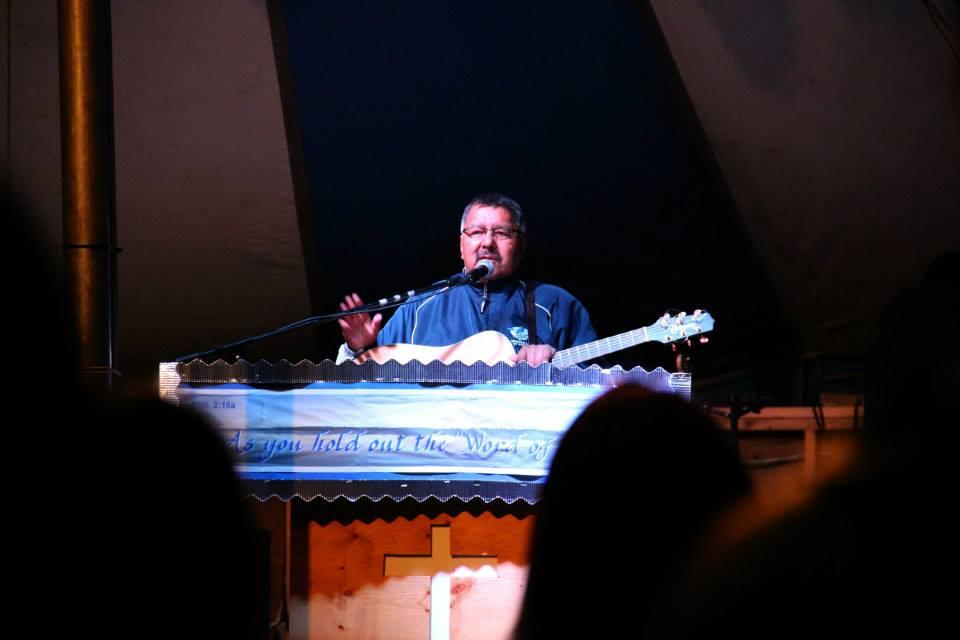 preacher in round lake 2014