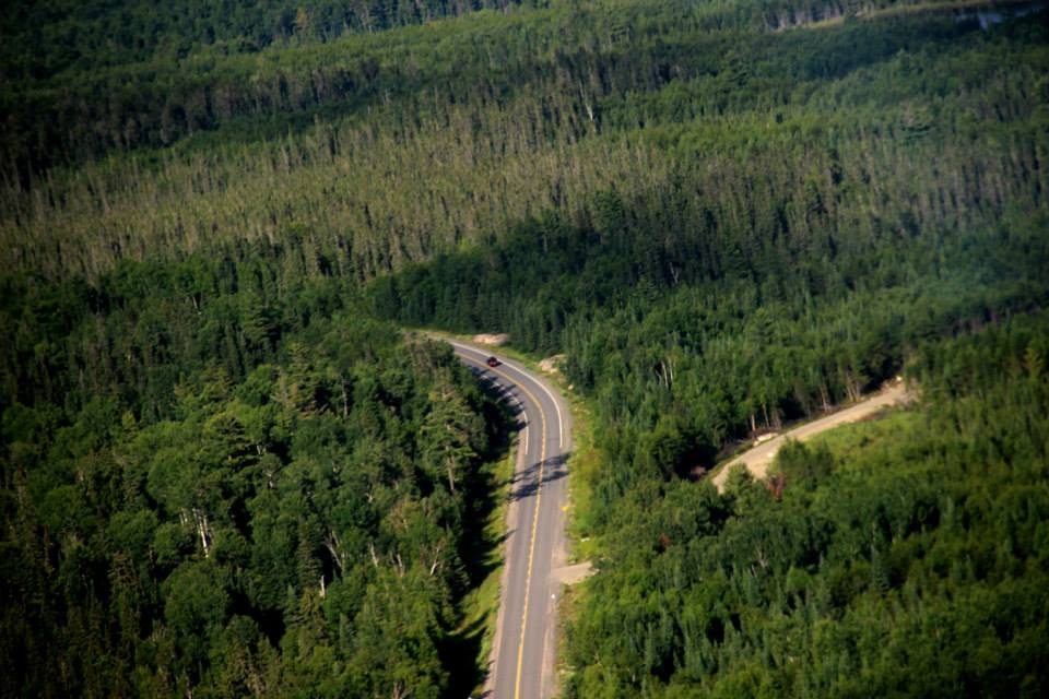 road to round lake 2