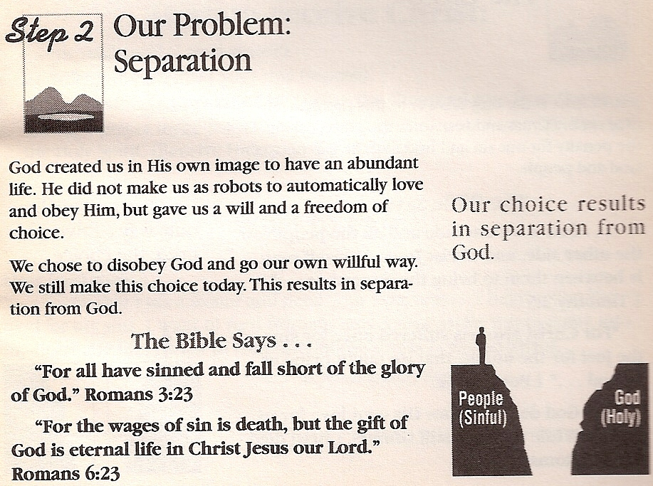 steps to peace with God pg 2